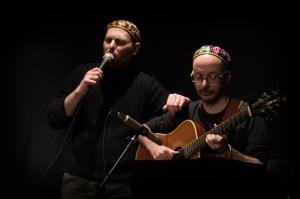 Eyal Lerner & Sergio Pugnalin - Foto di Luigi Zucca