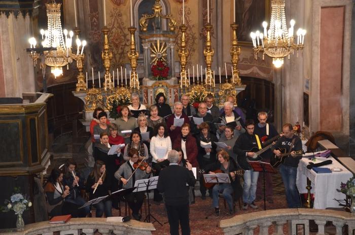 Concerto finale in Confraternita