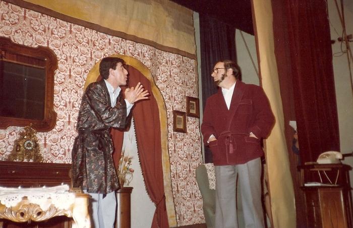 I figli degli antenati, in scena nel 1982
