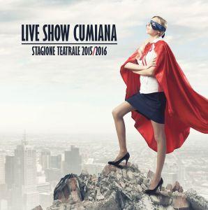 Live show Cumiana 2015-16