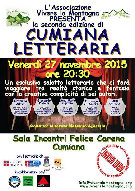 Cumiana Letteraria
